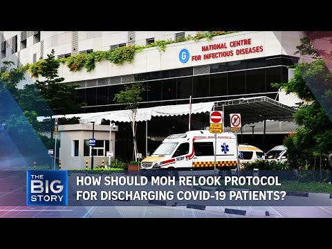 New Covid-19 cluster linked to discharged patient; how should MOH reassess protocol? | THE BIG STORY