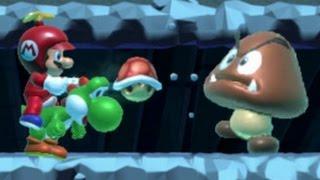 Super Mario Maker - 100 Mario Challenge #36 (Expert Difficulty)