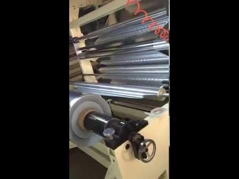 Aluminum film fiberglass cloth lamination film fire for Fiberglass insulation fire rating