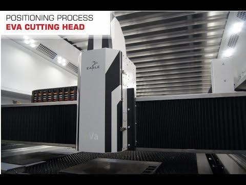 EAGLE: EVa Cutting Head Laser Fiber Positioning