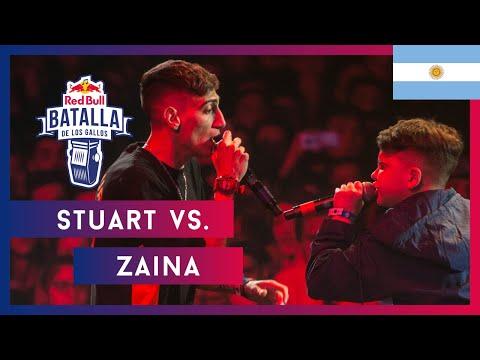 STUART vs ZAINA - Octavos | Final Nacional Argentina 2019
