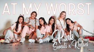 At My Worst - Pink Sweat$ x Kehlani | @Danceinspire Choreography | 2021