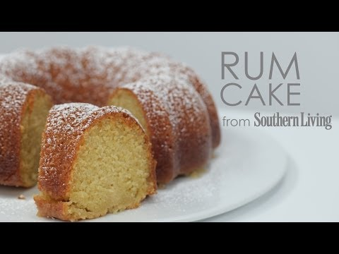 How to Make Classic Rum Cake | MyRecipes