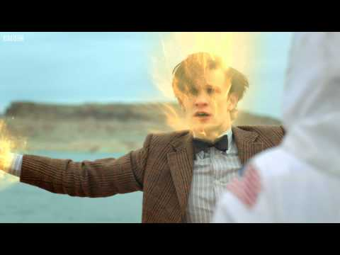 The Doctor Dies During Regeneration! | The Impossible Astronaut | Doctor Who | BBC