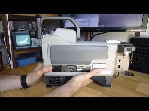 Sony DXC-M3A broadcast camera
