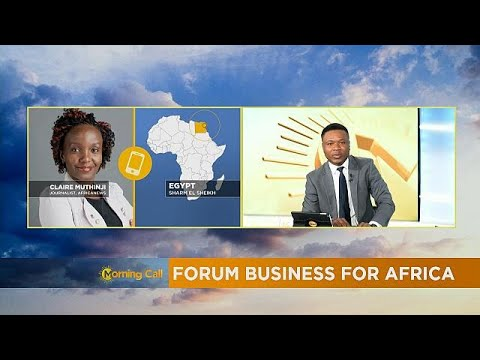 Égypte : forum Business For Africa [The Morning Call]