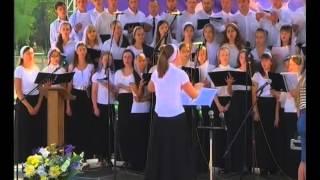 Евангелизационный молодежный хор ОЦХВЕ г Винница Грядет наш Господь