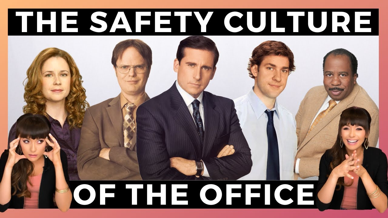 Download THE OFFICE SAFETY CULTURE: Workplace Safety, Leadership, Employee Participation, & Funny Examples