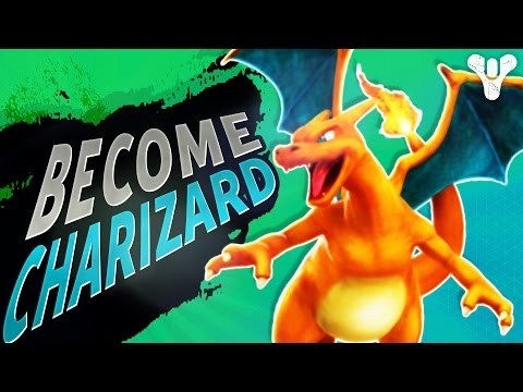 How To Become Charizard in Destiny