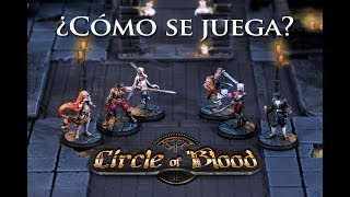 Cómo se juega a Circle of Blood