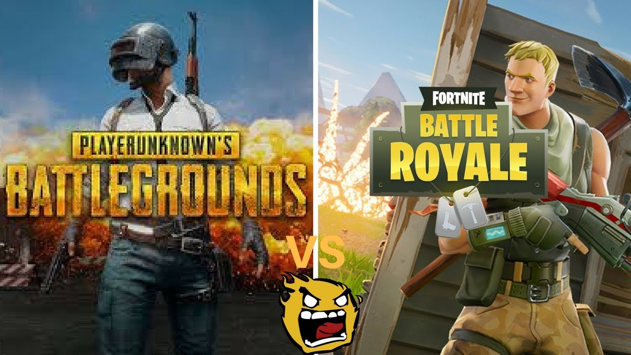 Pubg V Fortnite: PUBG Vs Fortnite Who Owns Battle Royale?