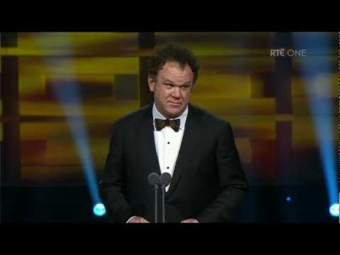 IFTA 2013 | John C. Reilly presents Rising Star Award