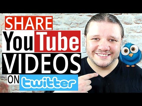 Best Way To Share YouTube Videos on Twitter - How To Tutorial