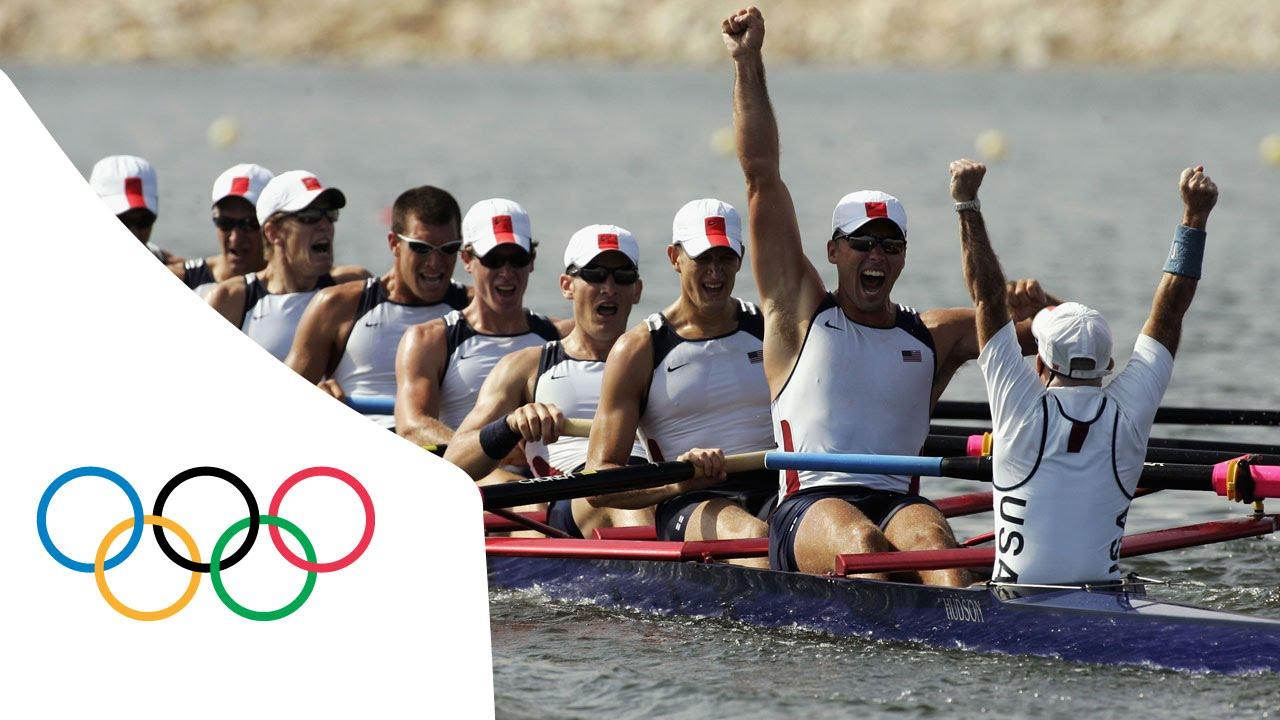 Crew Rowing Men