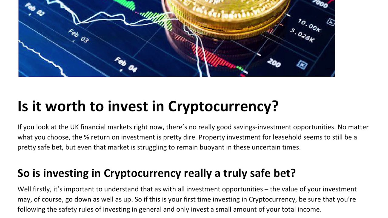 In Times Of Turmoil, Look To Cryptocurrency For Stability - Esha Gungadin 1