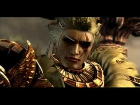 Soul Calibur IV - Algol Ending Movie