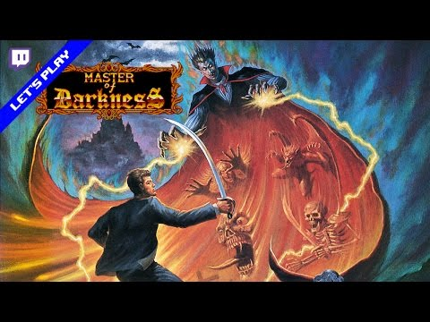[Twitch][Let's Play] Master of Darkness (SMS)