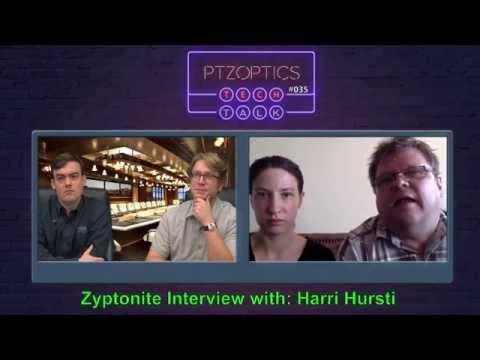 Zyptonite Peer to Peer Video Conferencing - Interview w/ Harri Hursti - VLOG 035