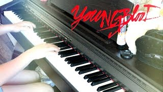 5 Seconds of Summer - Youngblood (piano cover by swaggyglice)