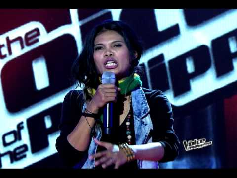 The Voice of the Philippines: Cora dela Cruz | Blind Auditions