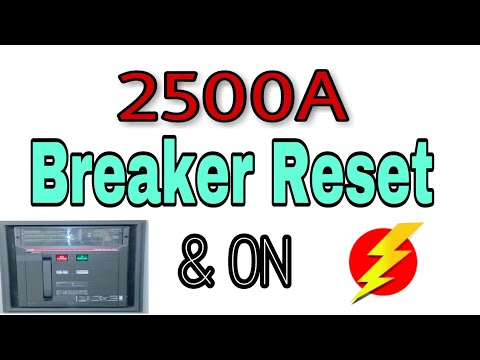 Circuit Breaker Reset & On-by Electrical 23