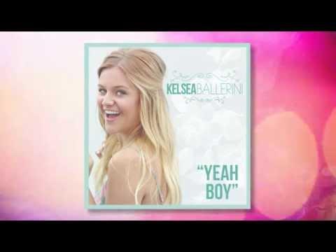 "Kelsea Ballerini ""Yeah Boy"" First Listen - Available Now!"