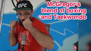 Conor McGregor vs Dustin Poirier preview | Conor's blend of boxing and TKD