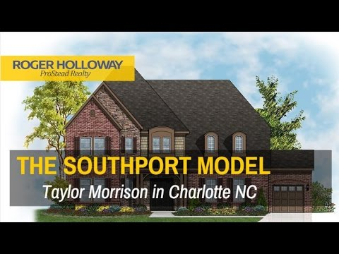 Taylor Morrison Model Homes Review of the SOUTHPORT - Charlotte NC