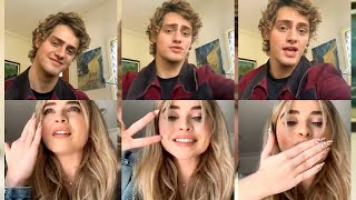 Chat about Clouds With Fin Argus and Sabrina Carpenter | 18 October 2020