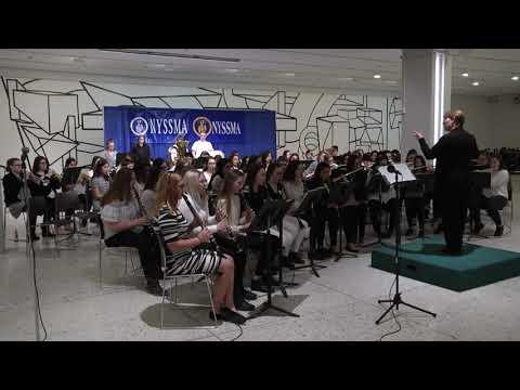 Salmon River High School Band Performance