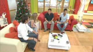 Juan Martín Del Potro en la TV chilena