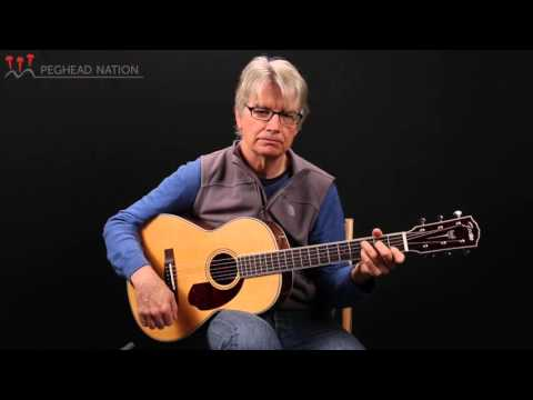 Fender PM-2 Standard Parlor Demo from Peghead Nation