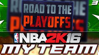 NBA 2K16 My Team | ITS JELLY ROLL!!!! #3