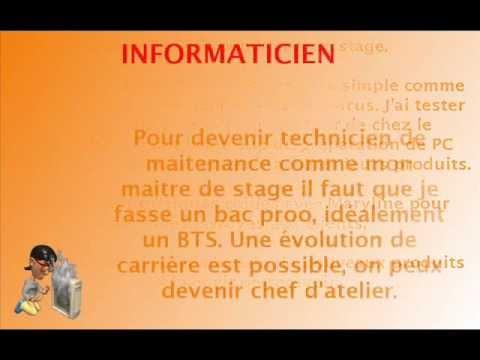 Mon Rapport De Stage 2012 Youtube
