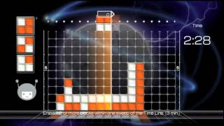Lumines Supernova - Mission Beginner Trophy Guide