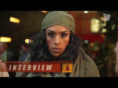 Interview with Linn da Quebrada on the film