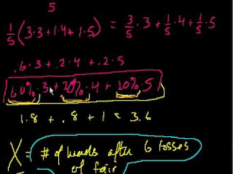 Expected Value Meaning