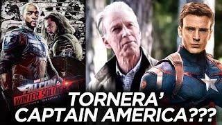 Falcon and The Winter Soldier farà tornare CAPTAIN AMERICA? Tutti i dettagli sulla serie tv