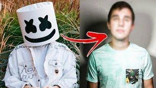 Marshmello's Identity Revealed *Face Reveal*