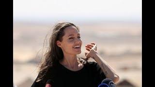 Анджелина Джоли наняла киллера, чтобы покончить с жизнью