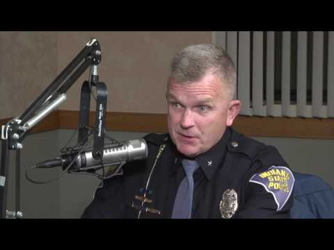 Indiana State Police - 12.18.2016 - Superintendent Douglas Carter, A look back.