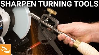 Repeat youtube video How to Sharpen Woodturning Tools