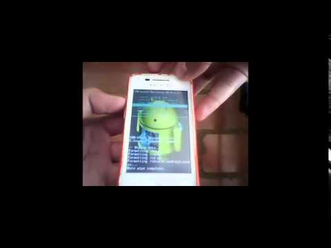 Recovery Alcatel One touch fire 4012