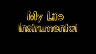 The Game Ft. Lil Wayne - My Life Instrumental with lyrics