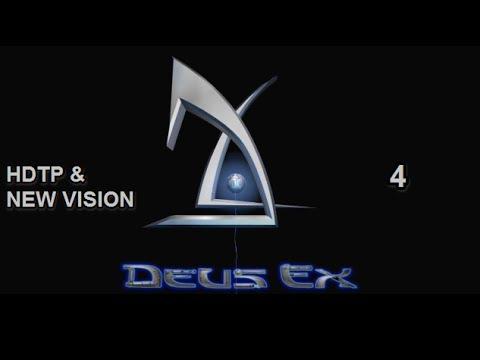 Deus Ex [HDTP & New Vision Mods] - 4 - Castle Clinton