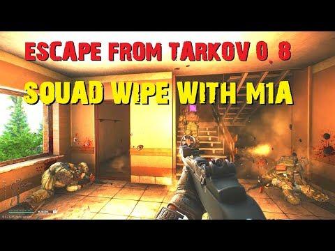 Escape from Tarkov | Intense shoreline squad wiping PVP +