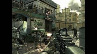 Обзор Call of Duty 4 - Modern Warfare Multiplayer