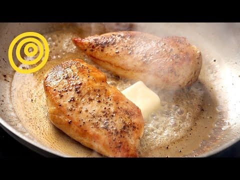How To Cook Chicken Breasts On The Stovetop