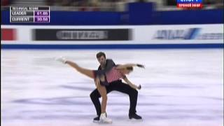 World Figure Skating Championships 2015. FS. Valentina MARCHEI / Ondrej HOTAREK(, 2015-03-26T12:18:39.000Z)