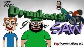 [EXPLICIT] Cartoon - Die Drunkest Sh!t, die ich Jemals Sah - Podcast-Animation